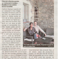 ARTICLE DE PRESSE MODIF 2014
